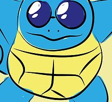 squirtle by NAAY
