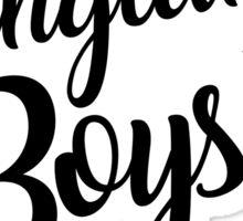 BTS Bangtan Boys Sticker