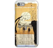 LA POESIA QUE EXISTE CUANDO SE ESPERA A LA MUERTE (The poetry that exists when death is expected) iPhone Case/Skin