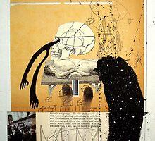 LA POESIA QUE EXISTE CUANDO SE ESPERA A LA MUERTE (The poetry that exists when death is expected) by Alvaro Sánchez