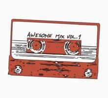 Guardians of the Galaxy: Awesome Mix by Nabbit