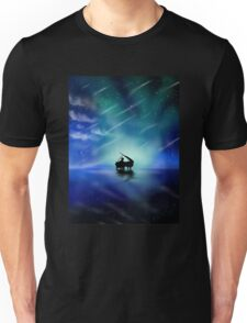 THE LONELY PIANIST Unisex T-Shirt