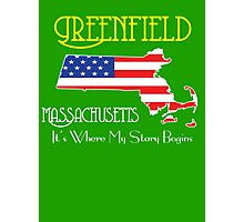 Greenfield Photographic Print