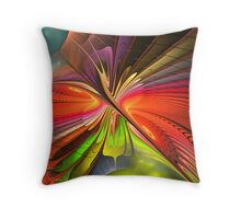 Freedom to Fly Throw Pillow