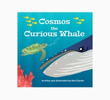 Cosmos the Curious Whale Unisex T-Shirt