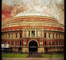 The Royal Albert Hall - London by Marc Loret