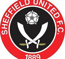 Sheffield United FC by senorfloggnaw