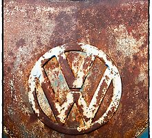 VW Rustic by Tiltedgiraffes
