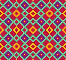 Geometric background by SIR13