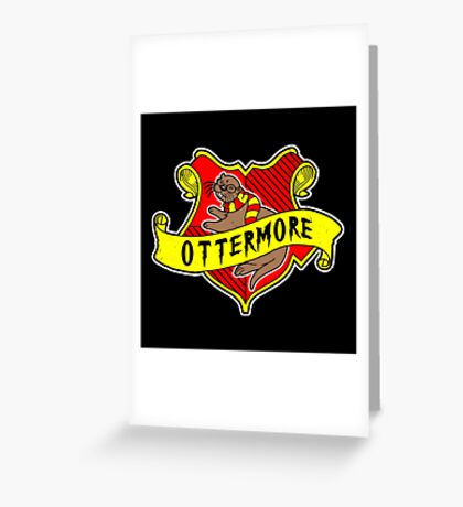 Ottermore Greeting Card