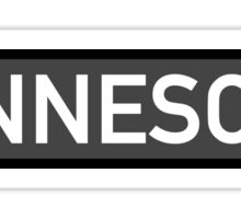Minnesota C Sticker