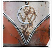 VW Determined  Poster