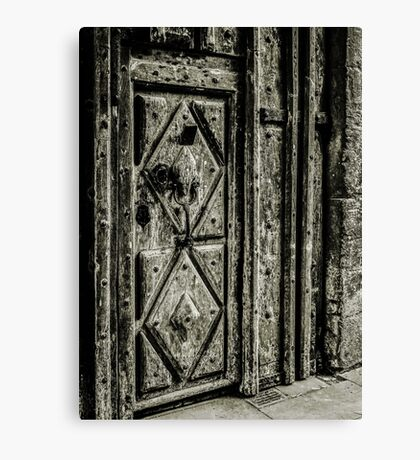 Doors of the World Series #12 Canvas Print