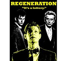 Regeneration Photographic Print