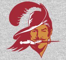 Tampa Bay Buccaneers T-Shirt by Kellan Reck