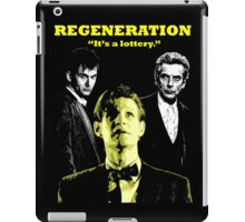 Regeneration iPad Case/Skin