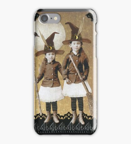 Witching School iPhone Case/Skin