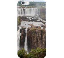 Iguazu Falls - Brazil iPhone Case/Skin