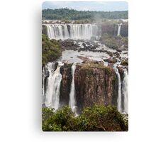 Iguazu Falls - Brazil Canvas Print
