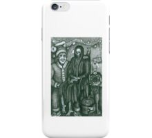 Holiday Drawing iPhone Case/Skin