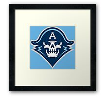 Milwaukee Admirals Framed Print