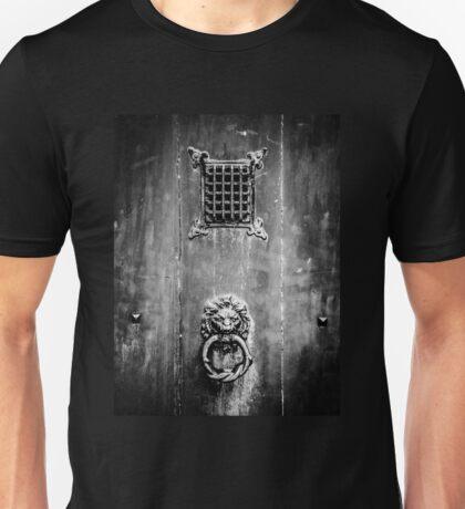 Doors of the World Series #15 Unisex T-Shirt