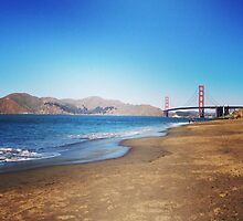 Baker Beach by danimariephoto