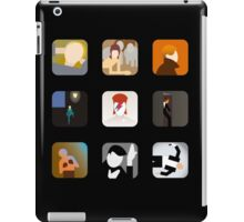 There's an app for that Bowie iPad Case/Skin