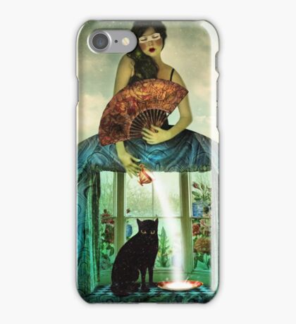 The Girl that Dream too much iPhone Case/Skin