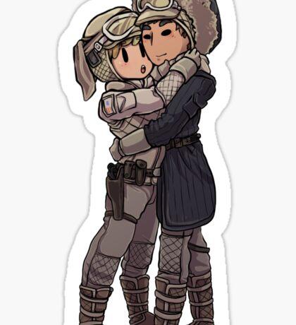 Skysolo Hoth Sticker