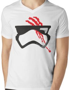 FN2187 Mens V-Neck T-Shirt