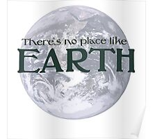 No place like earth Poster