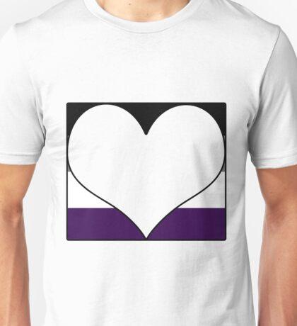Ace Pride Block Unisex T-Shirt