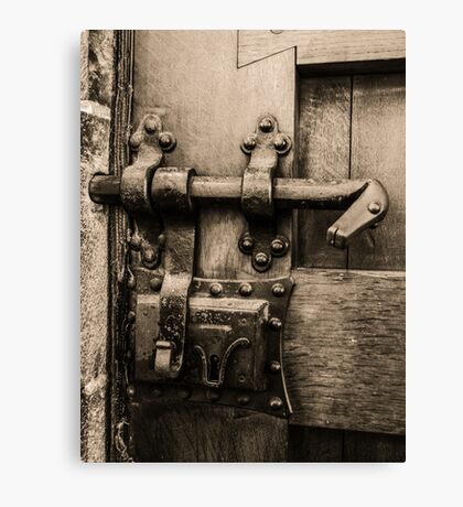 Doors of the World Series #17 Canvas Print