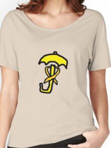 Umbrella Revolution - Have Hope Women's Relaxed Fit T-Shirt