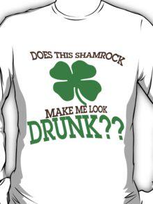 Shamrock humor T-Shirt