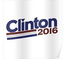 Hilary Clinton 2016 Poster