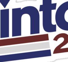 Hilary Clinton 2016 Sticker