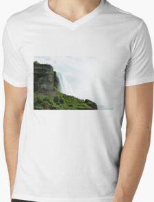 Niagara Falls 1 Mens V-Neck T-Shirt