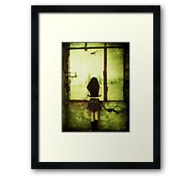Two Birds Framed Print