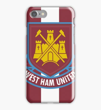 westham united iPhone Case/Skin
