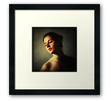 Portrait #55 Framed Print