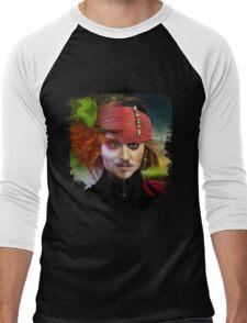 Depp. Men's Baseball ¾ T-Shirt