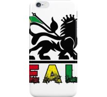 Like a Lion iPhone Case/Skin