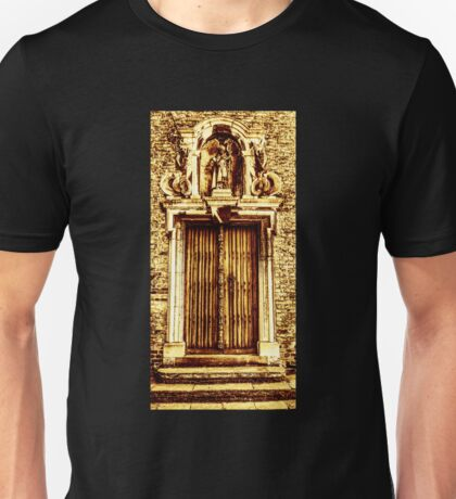 Doors of the World Series #21 Unisex T-Shirt