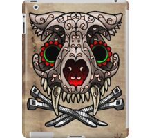 Kitty Skull iPad Case/Skin