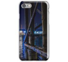 Old Fremantle Traffic Bridge iPhone Case/Skin