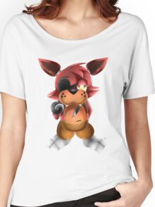 Chibi Foxy Fox Women's Relaxed Fit T-Shirt