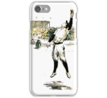 Trying For the Catch iPhone Case/Skin