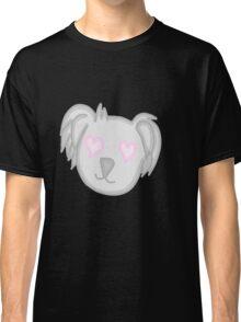 Koala in love  Classic T-Shirt